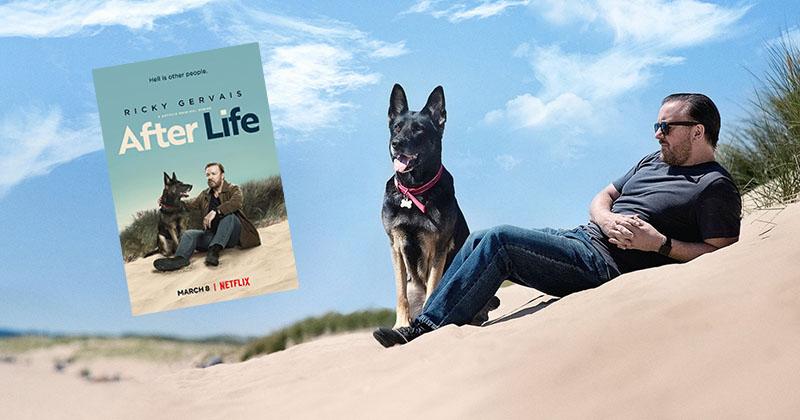 Reseña After Life Netflix Ricky Gervais