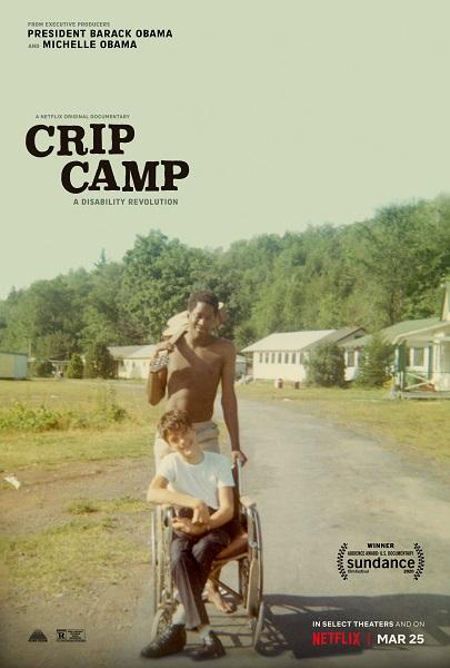 Campamento Extraordinario Documental Netflix Pelicula  Crip Camp