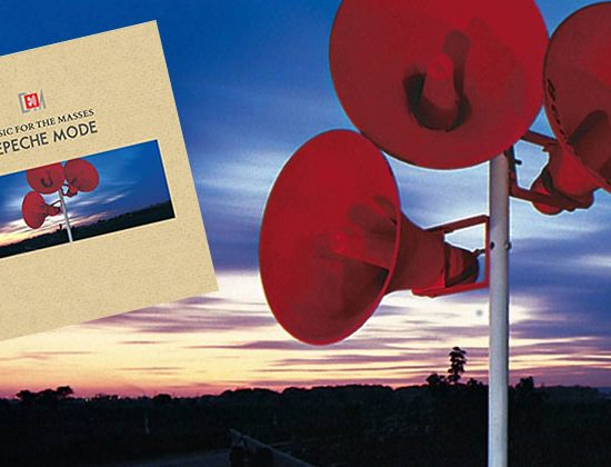 Reseña Music For The Masses Depeche Mode