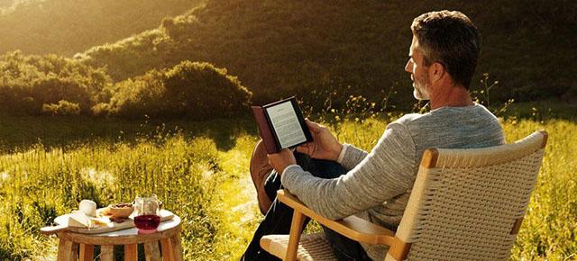 Lectura de Libros Electronicos con Kindle