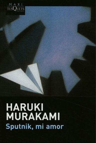Portada Sputnik Mi Amor Haruki Murakami