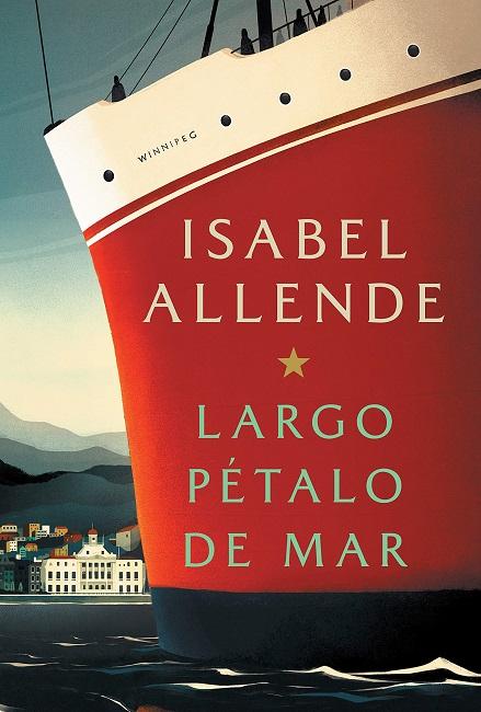 Largo Petalo de Mar - Isabel Allende - Club de Lectura