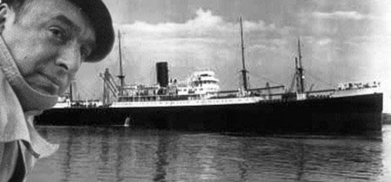 Pablo Neruda y el SS Winnipeg - Largo Petalo de Mar - Isabel Allende