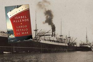 Reseña - Largo Petalo de Mar - Isabel Allende - Libro