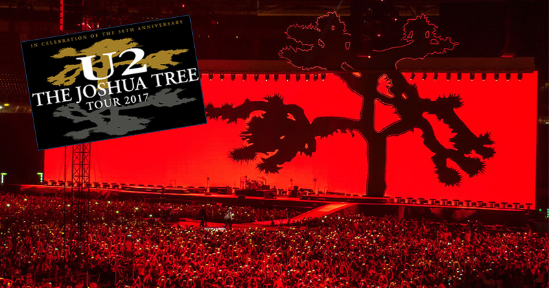 Reseña La Gira The Joshua Tree 30 años