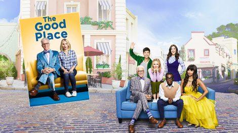 Reseña The Good Place - Serie - Curioso Melomano - Reseñas de Series