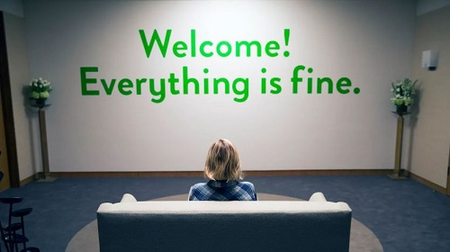 welcome everything is fine - the good place - reseña - curioso melomano - serie - netflix